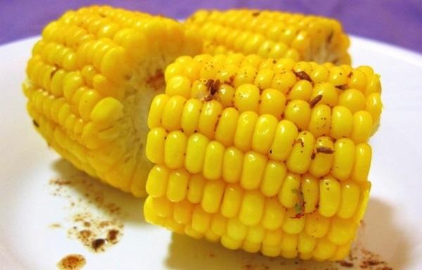 pannocchie di mais agrodolci ricetta