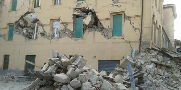 Terremoto iniziative