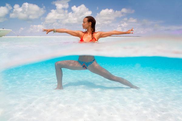 yoga subacqueo 6