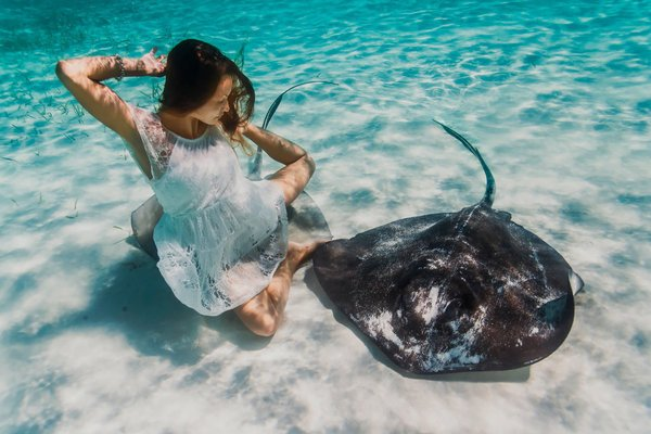 yoga subacqueo 7