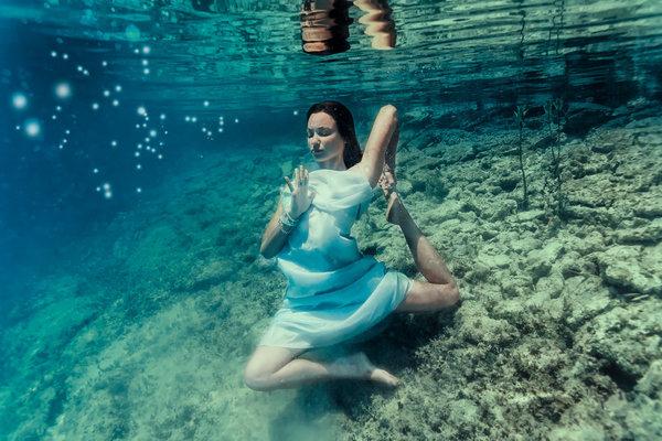 yoga subacqueo 9