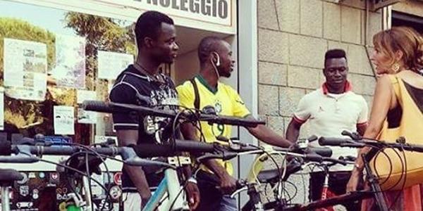 bici rifugiati