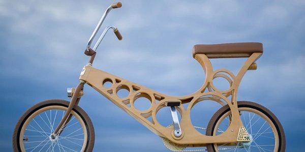 bici riciclo