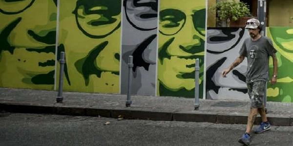Murales Siani Napoli