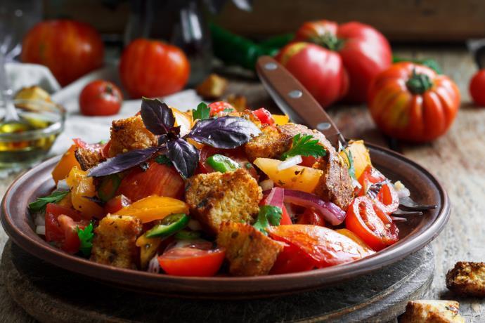 panzanella ricette