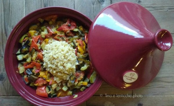 tagine verdure estive