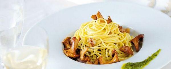 finferli spaghetti