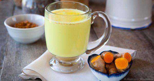 golden milk curcuma fresca