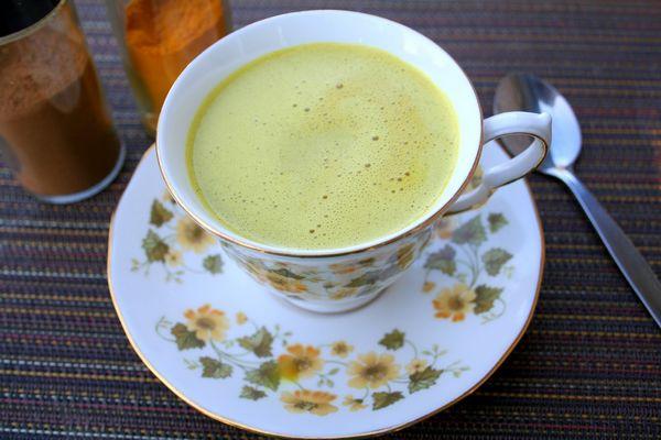 golden milk ghee