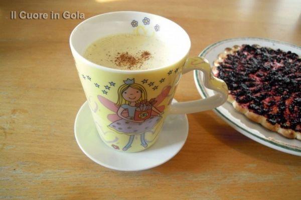 golden milk latte di riso