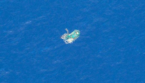 isola di plastica 1