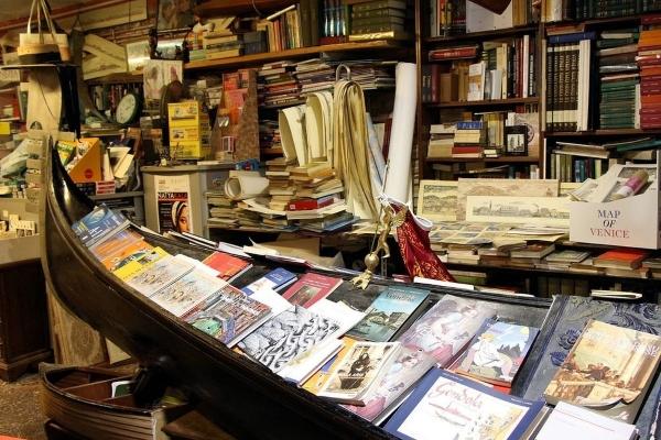 libreria acqua alta 42