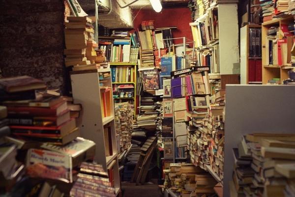 libreria acqua alta 82