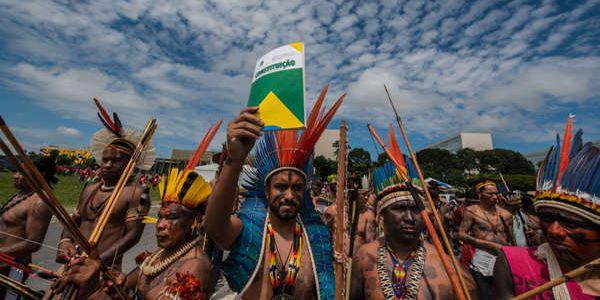 popoli indigeni brasile