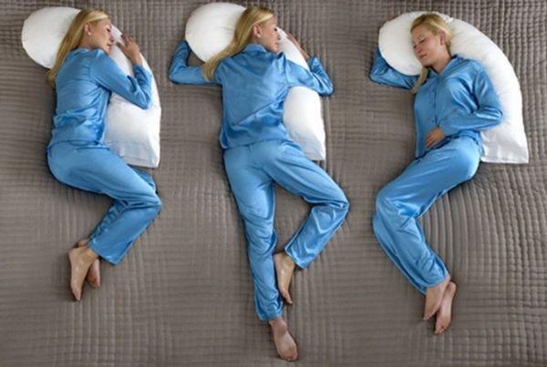 posizione per dormire