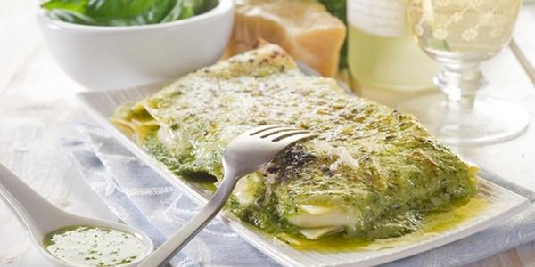 lasagne al pesto ricette