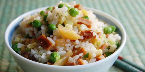 riso cantonese ricette