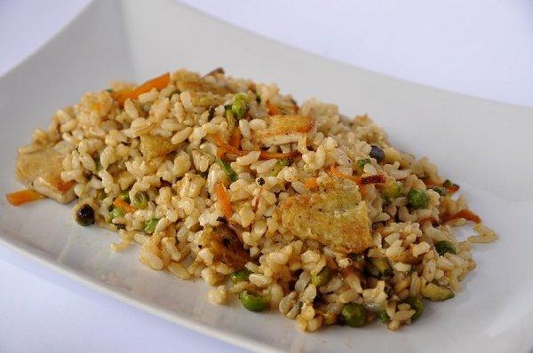 riso cantonese vegano