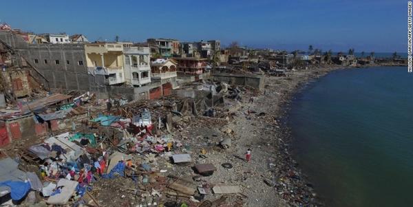 uragano haiti