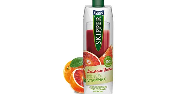 arancia rossa skipper cover