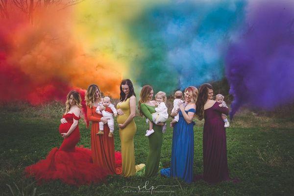 bambini arcobaleno 1