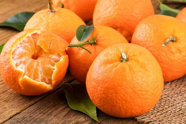 benefici mandarini