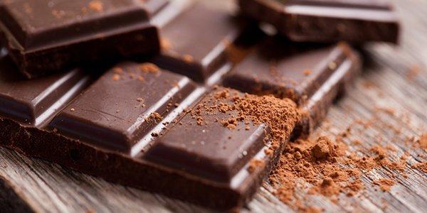 cioccolato benefici cacao