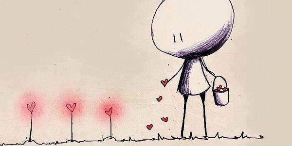 coltivare amore
