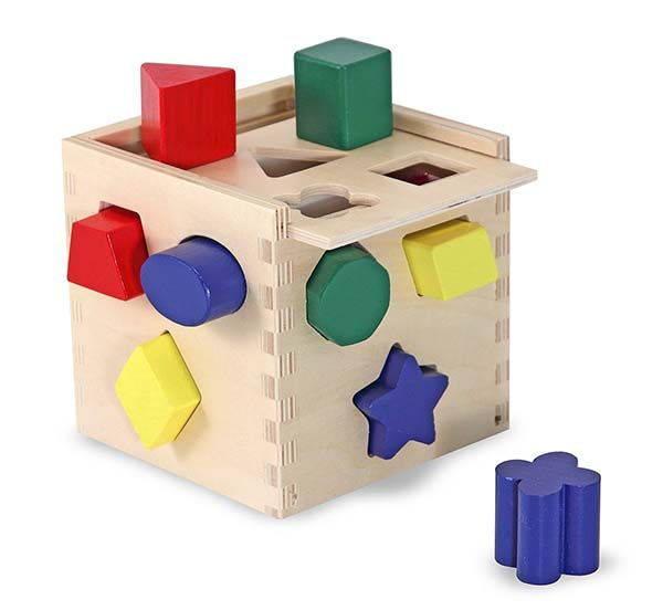 Giochi in legno montessoriani da regalare a bimbi dai 0-2 anni