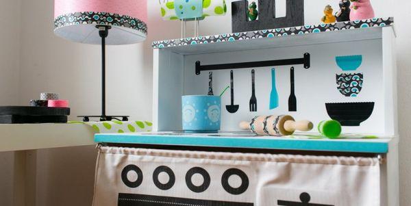 Cucine Giocattolo In Legno Usate.Cucine Giocattolo Per Bambini Quali Scegliere Greenme It