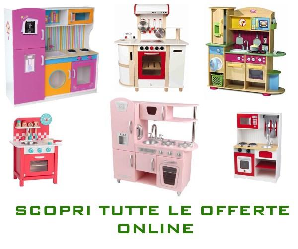 Cucine giocattolo per bambini: quali scegliere? - GreenMe.it