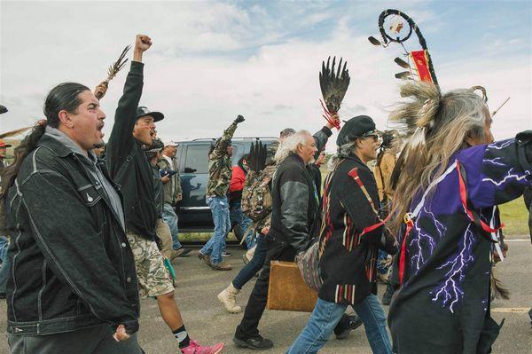 dakota pipeline proteste 2