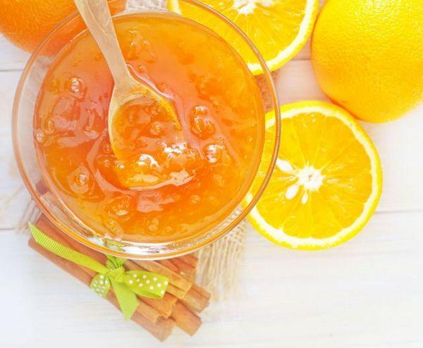 marmellata di arance senza zucchero datteri