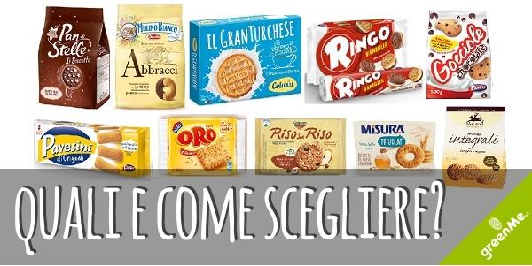 Biscotti a confronto quali e come scegliere?
