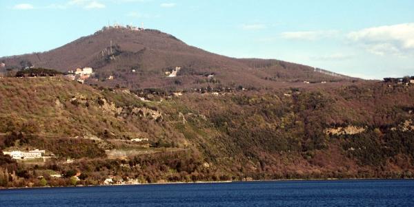 vulcano colli albani