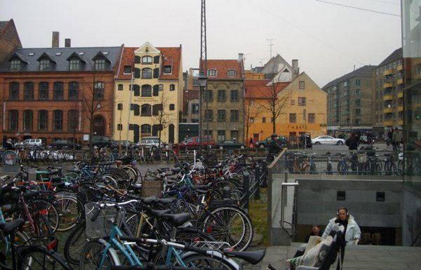 bici copenaghen 2