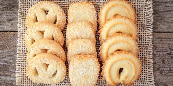 Ricetta Biscotti Al Burro Facile.Biscotti Al Burro La Ricetta Originale E 10 Varianti Greenme