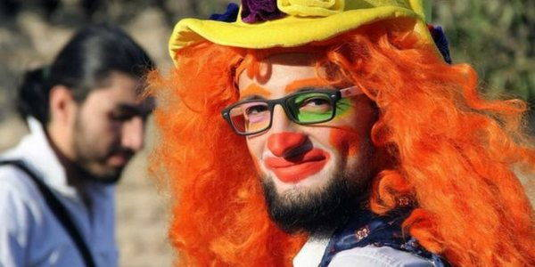 clown aleppo