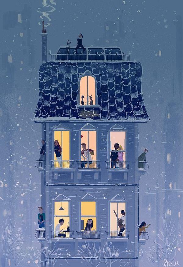 lezioni di vita pioggia 2
