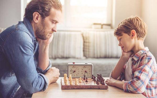 mente matematica scacchi