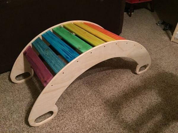 rainbow rocker 8