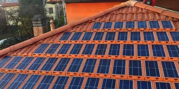 tegola solare