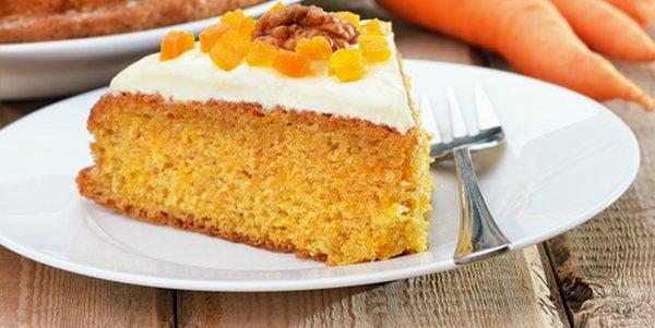torta di carote ricette