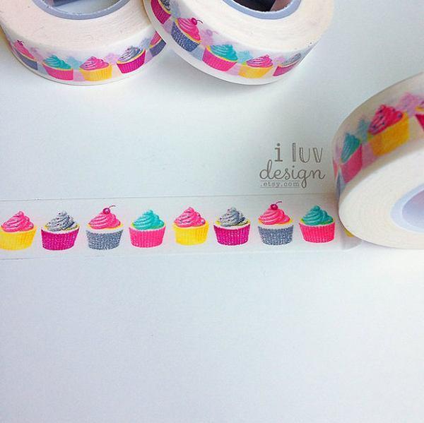 washi tape art 4