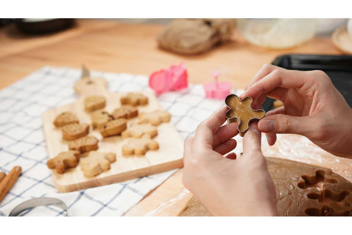 biscotti con lo zenzero