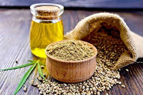 canapa olio semi