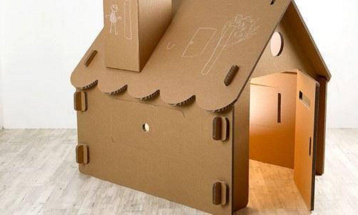 Casette di cartone per bambini fai da te: idee e tutorial