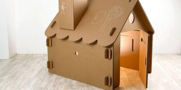 casette di cartone