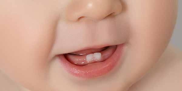 Denti Neonato Quando Spuntano E Rimedi Per Alleviare Il