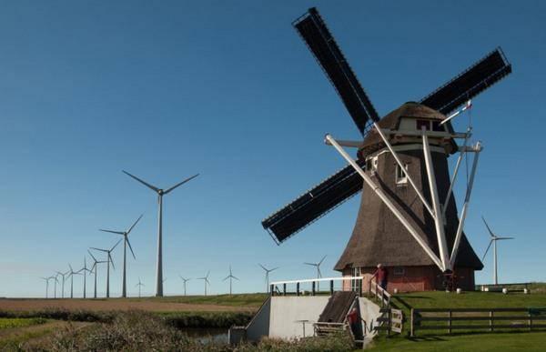 eolico olanda